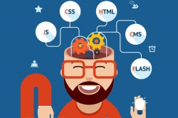 JavaScript, С, PHP and Python: ITMO's Master's Students on How to Create a Website in 45 Minutes