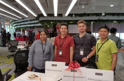 A Specialist in Photonics Doing IT: ITMO's Master's Student Wins the Hackathon in Singapore