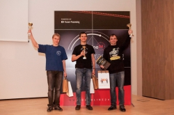 Gennady Korotkevich Wins The Deadline24 Contest
