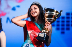 Beauty Pageants Are not for Smart People: Winner of Miss ITMO 2017 Was Announced