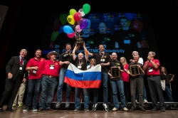 We're the Champions! ITMO Programmers Set Record with 7th Win at ACM ICPC