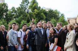 ITMO.GO: New Students Join the ITMO Family