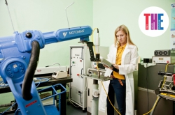 ITMO University Enters THE Engineering and Technology Ranking