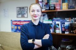 "Programmer Daria Yakovleva: ""You shouldn't be afraid to try something new"""