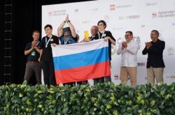 ITMO Robotics Team Gets Gold at World Robot Olympiad 2017