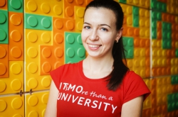 Alena Shchelokova, Presidential Scholarship Recipient: To Achieve Something, You Have to Get Over Yourself
