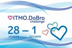 ITMO.DoBro Challenge: University Joins International Charity Day