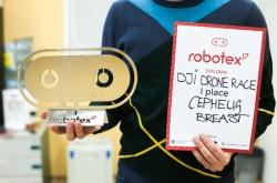 ITMO's Team Wins Europe's Largest Robotics Contest Robotex 2017