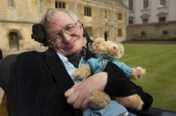 Stephen Hawking: Life in Books