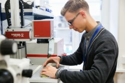Portfolio Contest Open for New Master's Programs in Photonics at ITMO