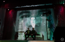 ITMO Students Perform Karl Capek's R.U.R. on Stage