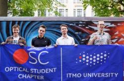 ITMO University Wins Most SPIE Scholarships in 2018