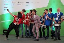 ITMO Robotics School Team Wins Medals at All-Russian Olympiad in Robotics.