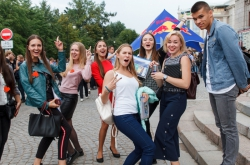 ITMO.GO: Thousands of First-Year Students Join ITMO University