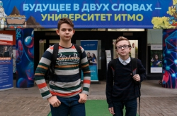 Winners of SPb School CTF-2018: How to Become a Successful Hacker When You're 11