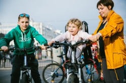 BizCycle: Moving Towards Comfortable Biking Infrastructure on Russian-Finnish Border