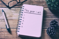 New Year's Resolutions and How to Keep Them