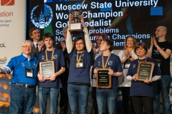 Moscow Claims ICPC Champion Title for Second Year in a Row