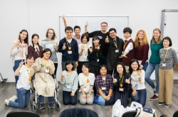 Participants of Russian-Japanese Youth Exchange Discuss Accessibility in St. Petersburg