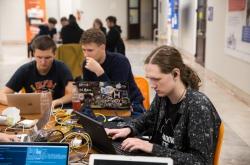 ITMO University Students Will Represent Russia at CyBRICS Winter School