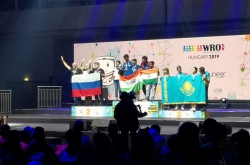 ITMO's Robotics Team Wins Silver at World Robot Olympiad 2019