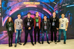 ITMO University Team Wins 3rd CTF Russian Cup