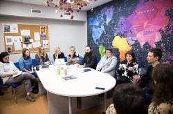 EMI in Practice: ITMO Staff Participate in an English as a Medium of Instruction Internship at Boston University