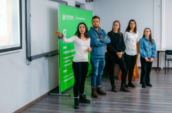 Students of Three European Universities Visit Russia to Study Closed-Loop Economy on the Example of St. Petersburg Companies
