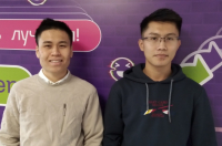 Student Spotlight: Le Trong-Minh and Võ Minh Thien Long, Vietnam