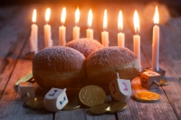 Winter Holidays in St. Petersburg: Hanukkah