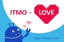 ITMO is LOVE