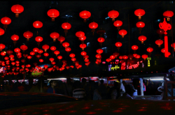 Chinese New Year in St. Petersburg