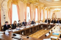 ITMO 2027: 8th International Council Meeting Looks to the University's Future
