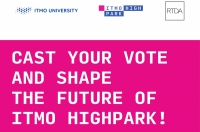 Voting Begins as ITMO Highpark Exhibition Opens in St. Petersburg